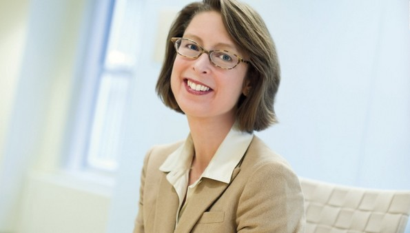 Abigail Johnson CEO of Fidelity