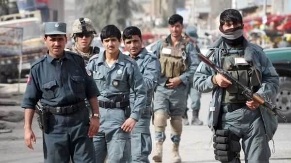 Afghanistan Police Force