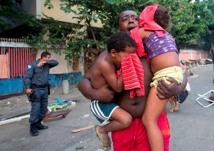 Brutality in Brazil