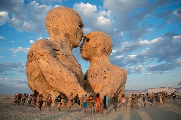 Burning Man, Festival in Nevada
