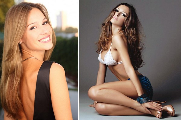Hottest Argentinian Women Carolina Ardohain
