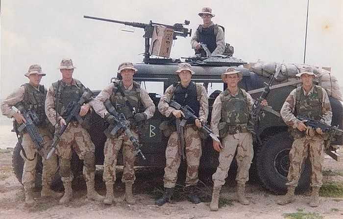 Day of the Rangers (Battle of Mogadishu)