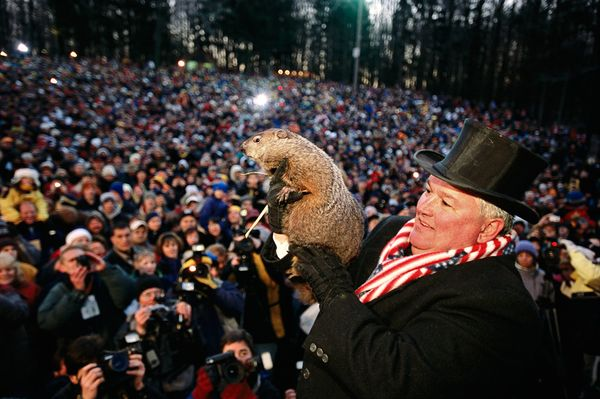 Groundhog Day, Pennsylvania