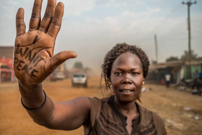 I Want Peace-South Sudan