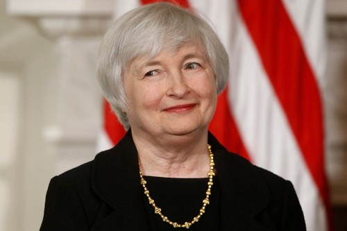 Janet Yellen Most Powerful People in America