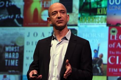 Jeff Bezos CEO of Amazon.com