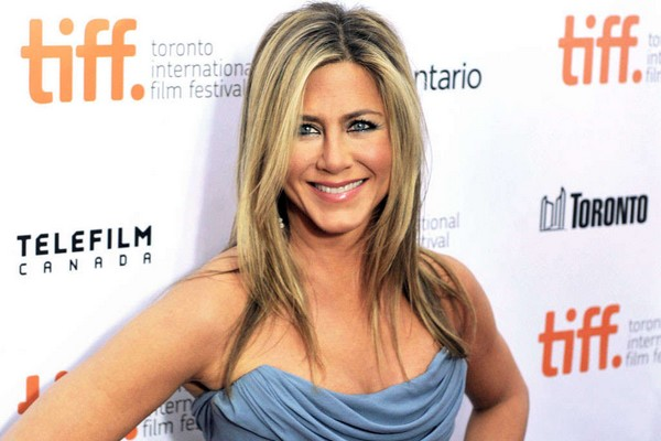 Jennifer Aniston at her 48