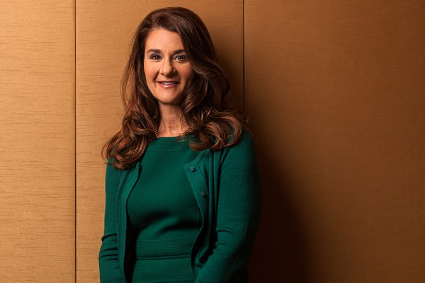 Melinda Gates Most Powerful American Women