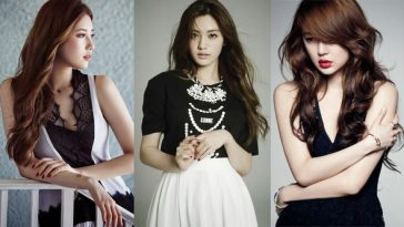 Most Beautiful Korean Actressess
