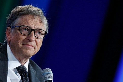 Most Powerful People in America Bill Gates