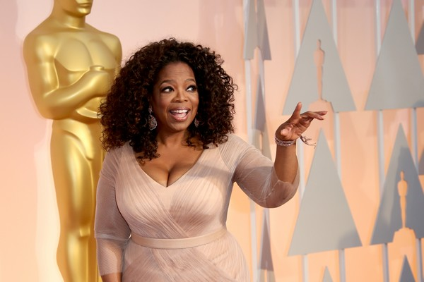 Oprah Winfrey Memoir