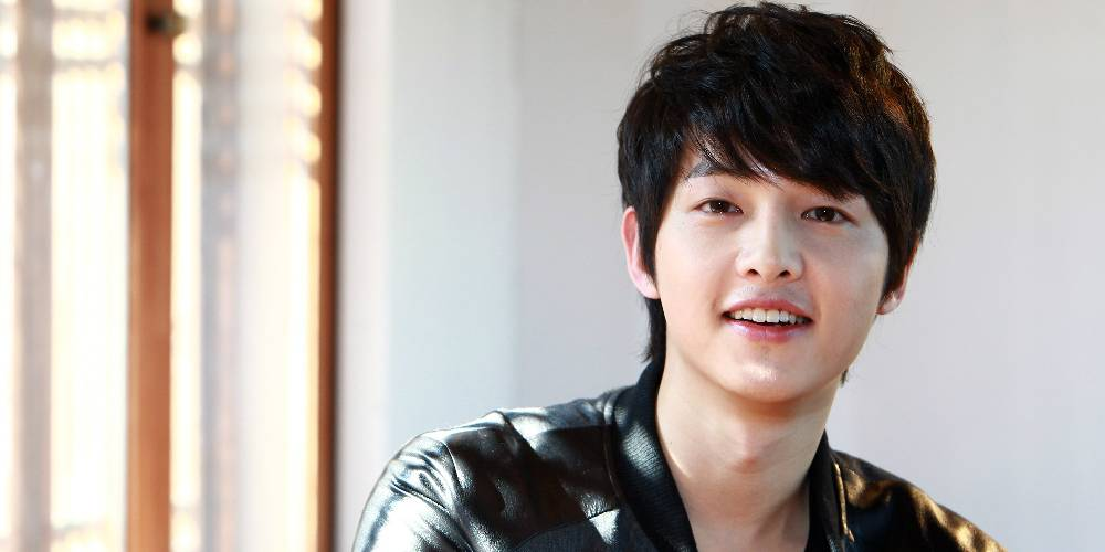 Korean Actor Song Joong KI