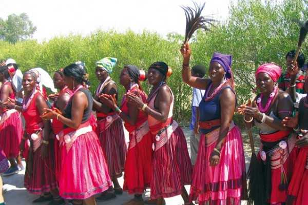 The Owambos of Namibia