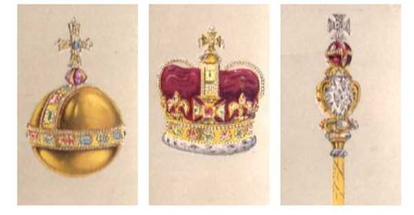 Theft of the Crown Jewels