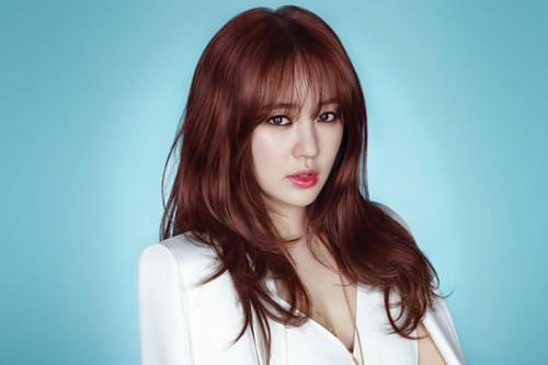 Yoon Eun Hye Hairstyles