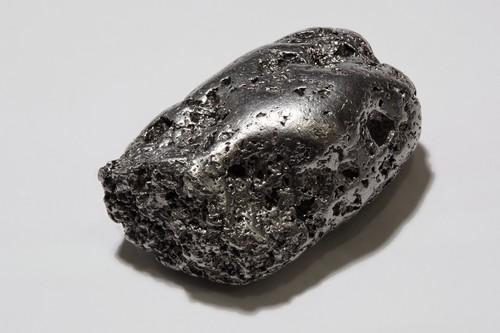 A native platinum nugget