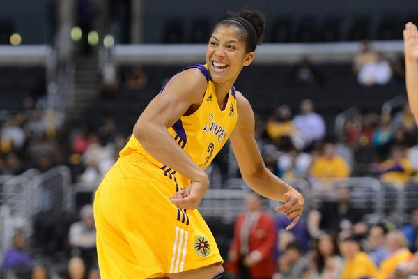 Beautiful Candace Parker