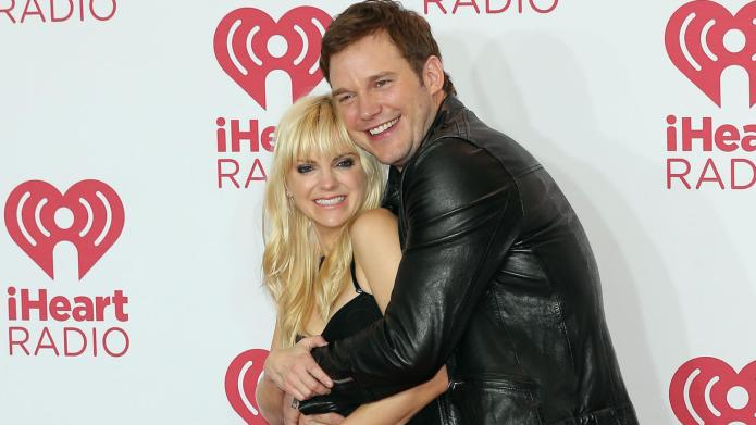 Chris Pratt and Anna Faris most Down to Earth Hollywood Celebrities