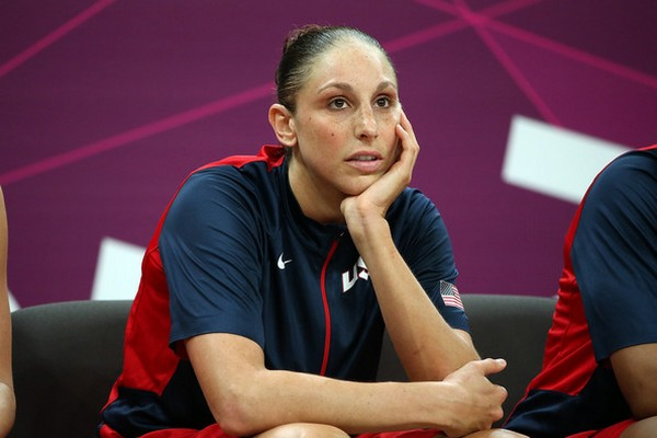 Diana Taurasi Best Female Basketball Players
