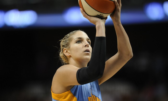 Elena Delle Donne Best Female Basketball Players