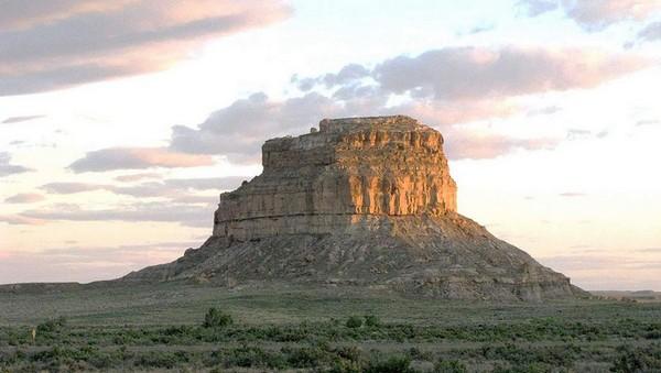 Fajada Butte, USA The Sun Dagger