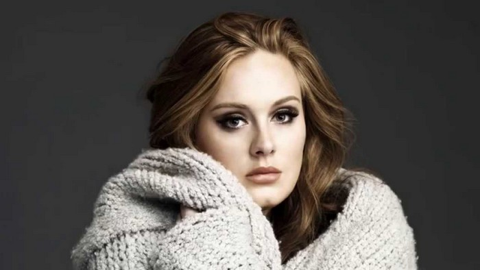 Hollywood Celeb Adele