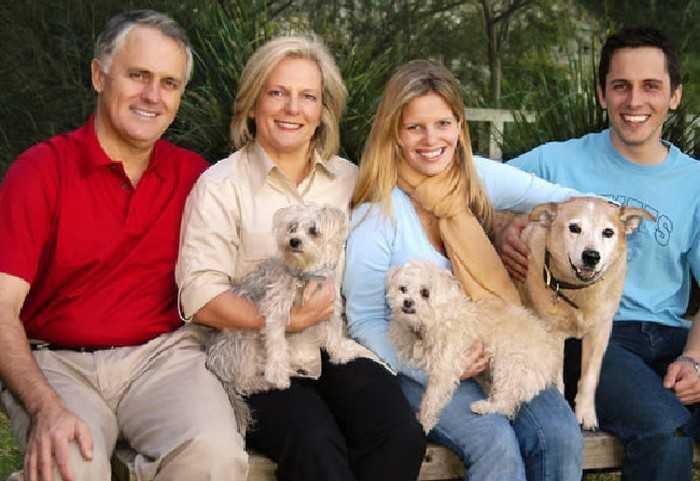 Malcolm Turnbull Family
