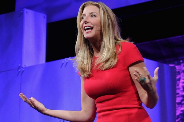 Spanx Billionaire Sara Blakely