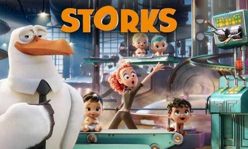 Storks 2016, Movie