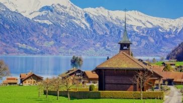 Switzerland Pass_10 Safest Countries