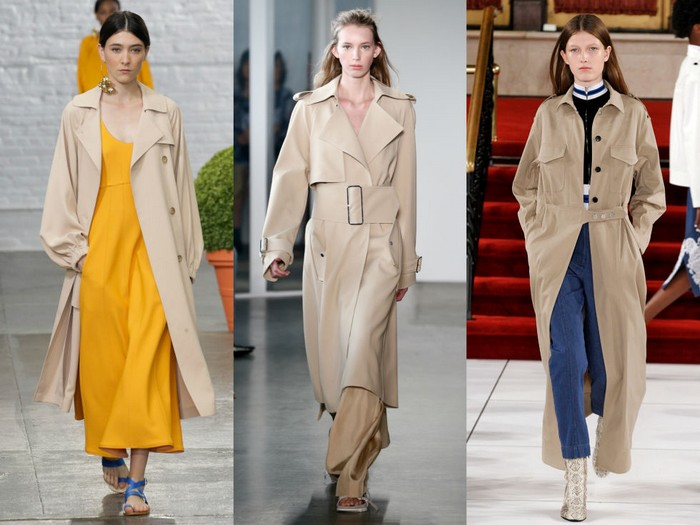 Trends new trench