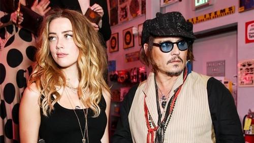 Amber Heard-Johnny Depp divorce