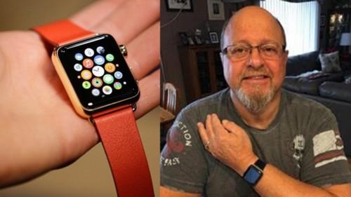 Apple watch saved Alberta man's life