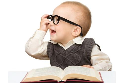 Babies Have Super Sight