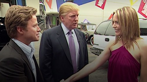 Billy Bush, Donald Trump, and Access Hollywood