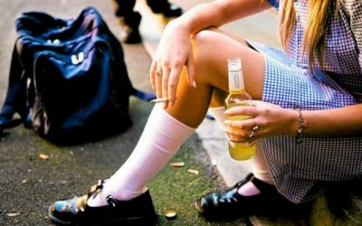Drugs and alcohol in youth