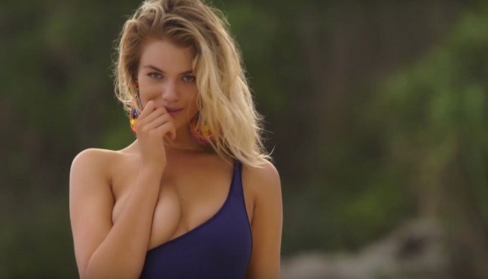 Hailey Clauson SI Cover Pic