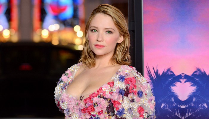 Hottest Actress Haley Bennett