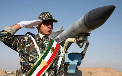 Irans Military drill
