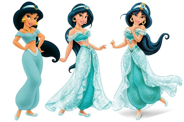 Jasmine disney princess photos