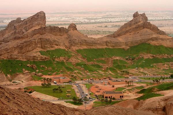 Jebel Hafeet Shahin