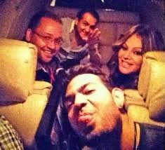 Jenni Rivera Last Selfie On a Plane