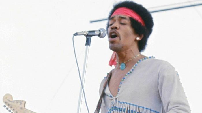 Jimi Hendrix died at 27