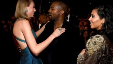 Kanye West and Kim Kardashian v. Taylor Swift