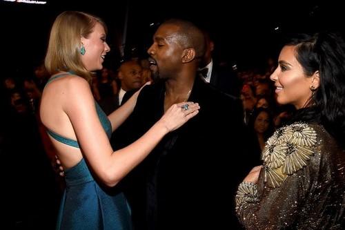 Kanye West and Kim Kardashian v. Taylor Swift