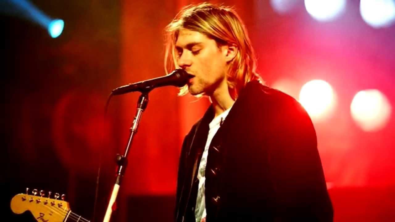Kurt Cobain Died at 27