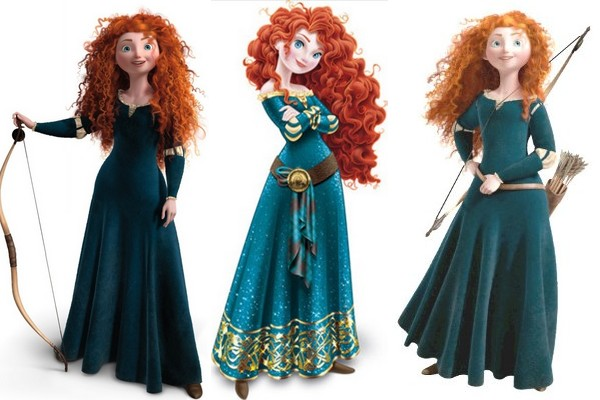 10 most popular Disney Princesses