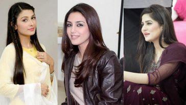 Most Beautiful Pakistani Actresses