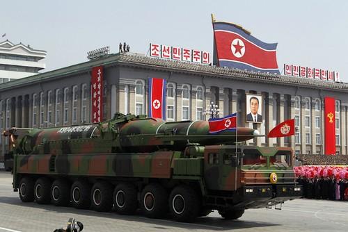 North Korea Weapons