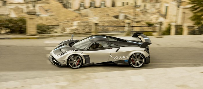 The $2.6 million Pagani Huayra
